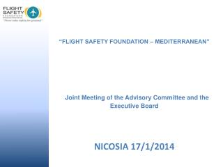 """FLIGHT SAFETY FOUNDATION – MEDITERRANEAN"""