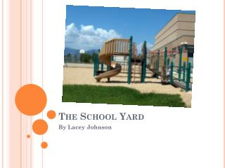 The School Yard