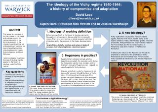 3. Hegemony in practice?