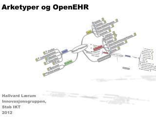 Arketyper og OpenEHR