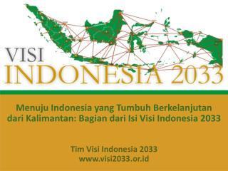 Tim Visi Indonesia 2033