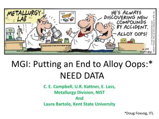 MGI: Putting an End to Alloy Oops:* NEED DATA