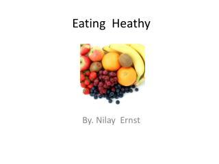 Eating   Heathy