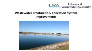 Wastewater Treatment & Collection System Improvements