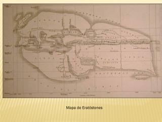 Mapa de Eratóstenes