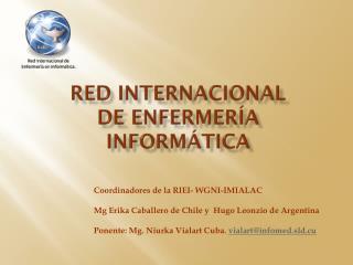 Red Internacional de Enfermería Informática