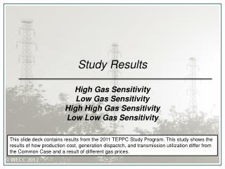 2022 PC1-3 – High Gas Price Sensitivity