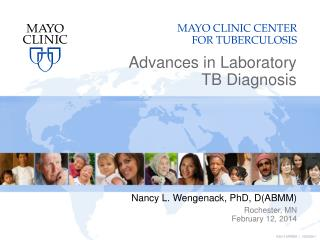 Advances in Laboratory  TB Diagnosis