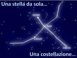 Una stella da  sola…