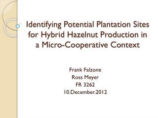 Frank  Falzone Ross Meyer FR 3262 10.December.2012