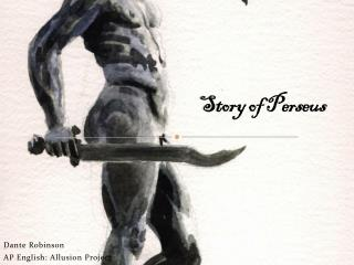 Story of  Perseus