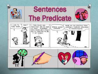 Sentences The Predicate