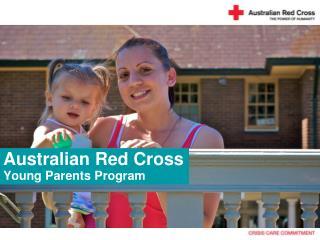 Australian Red Cross Young Parents Program