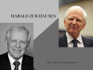 Harald Zur Hausen