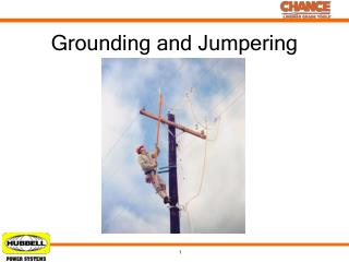 Grounding and Jumpering
