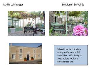 Le Mesnil En Vall�e