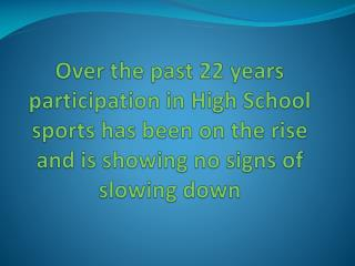 Does participation in sports help with grades inside the class room?