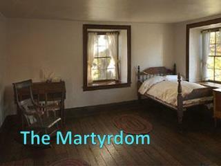 The Martyrdom