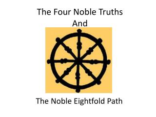The Four Noble Truths And