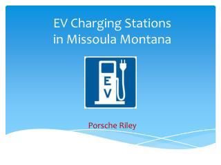 EV Charging Stations  in Missoula Montana