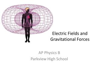 Electric Fields and  Gravitational Forces