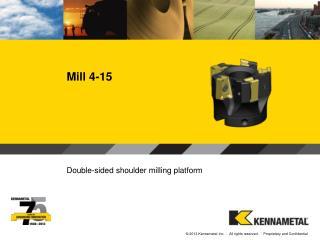 Mill 4-15