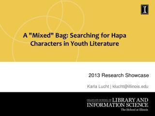 2013 Research Showcase