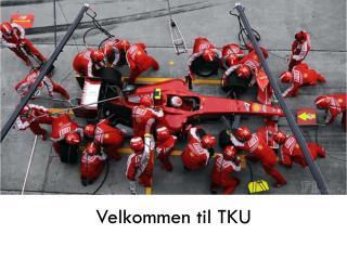 Velkommen til TKU