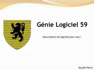 Génie Logiciel 59
