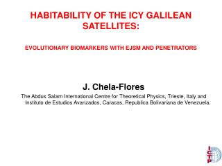 habitability of the icy  galilean  satellites: