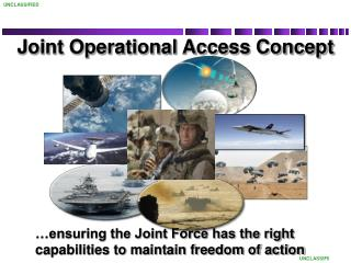 Joint Operational Access Concept