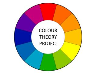 COLOUR  THEORY  PROJECT