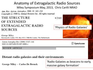 'Physics of Radio Galaxies'