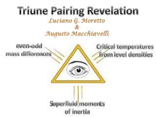 Triune Pairing Revelation
