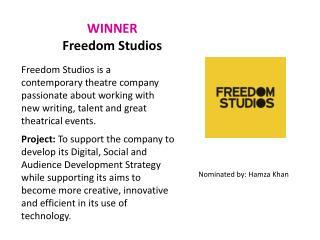 WINNER Freedom Studios