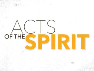 Holy Spirit Births Global Mission Acts 13-14