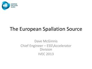 The European Spallation Source