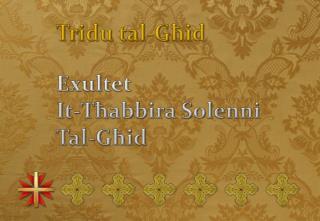 Exultet I t-T?abbira Solenni Tal-G?id