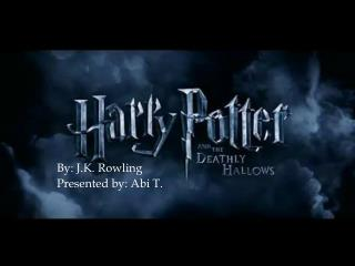 By: J.K. Rowling Presented by:  Abi  T.