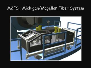 M2FS:  Michigan/Magellan Fiber System
