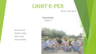 Light-e-pen