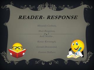 Reader- Response