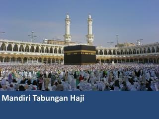 Mandiri Tabungan Haji