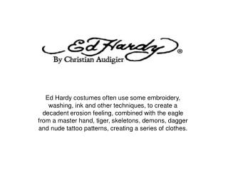 Mens Ed Hardy Clothes