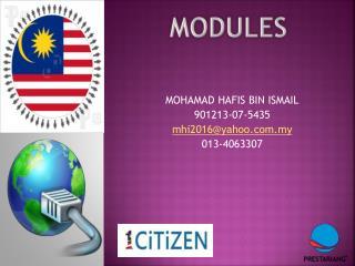 MOHAMAD HAFIS BIN ISMAIL 901213-07-5435 mhi2016@yahoo.com.my 013-4063307