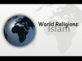 World Religions: