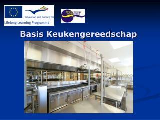 Basis Keukengereedschap