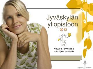 Jyväskylän yliopistoon
