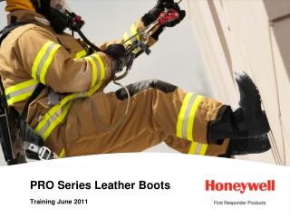 PRO Series Leather Boots
