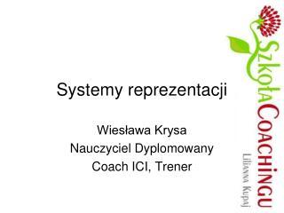 Systemy reprezentacji